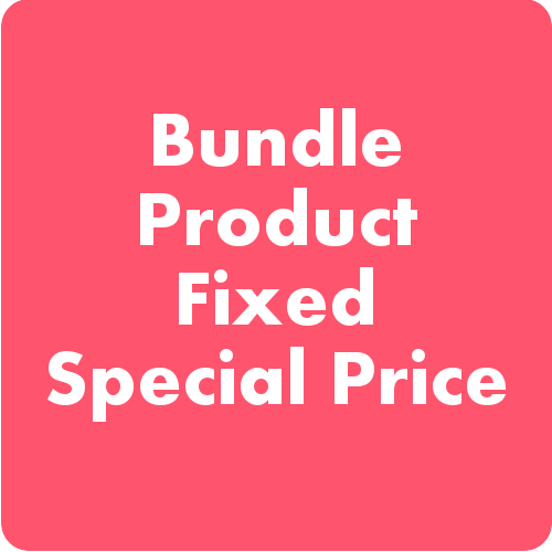Bundle Product Fixed Special Price Magento Extension