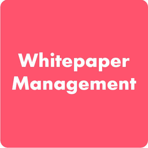 Whitepaper Management